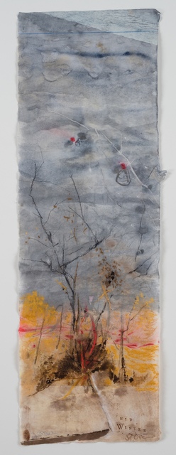 , 'Mid Winter Grove,' 2015, Reynolds Gallery