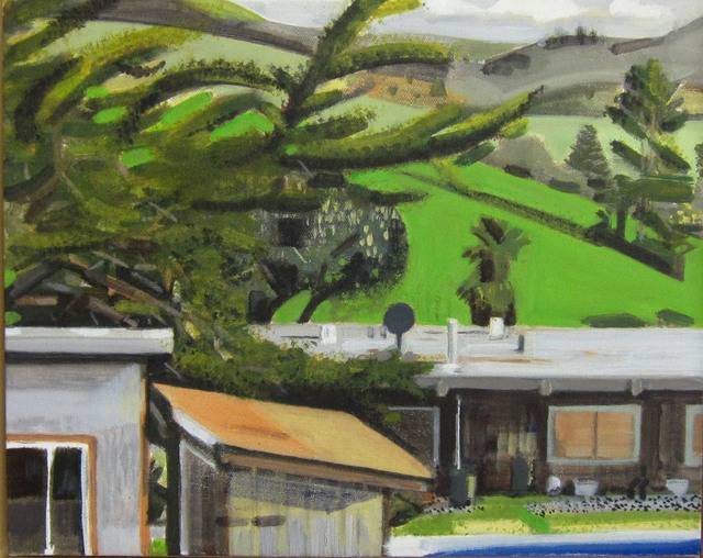 , 'The Hills Beyond,' 2016, Seager Gray Gallery