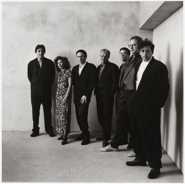 , 'Phillip Glass Ensemble #2,' 1986, Alexander and Bonin