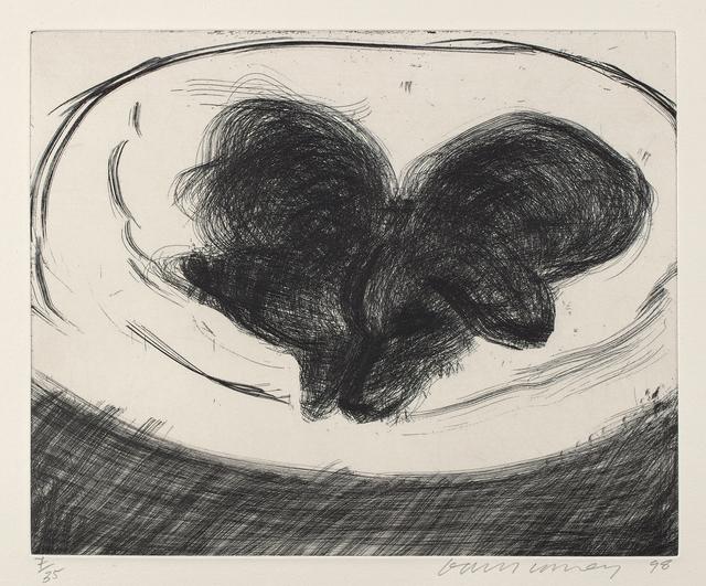 David Hockney, 'Dog Etching No. 1, from Dog Wall', 1998, Phillips