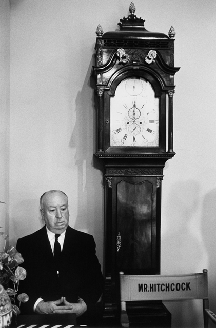 , 'ALFRED HITCHCOCK,' 1964, Huxley-Parlour
