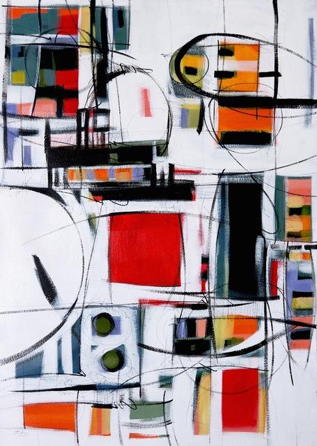 , 'Swing #4,' 2018, 440 Gallery