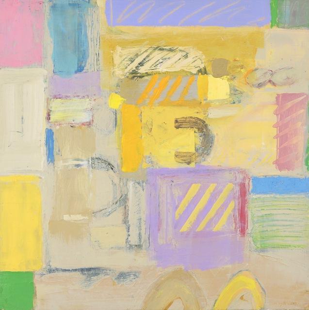 , 'Interlocking II,' 2019, James May Gallery