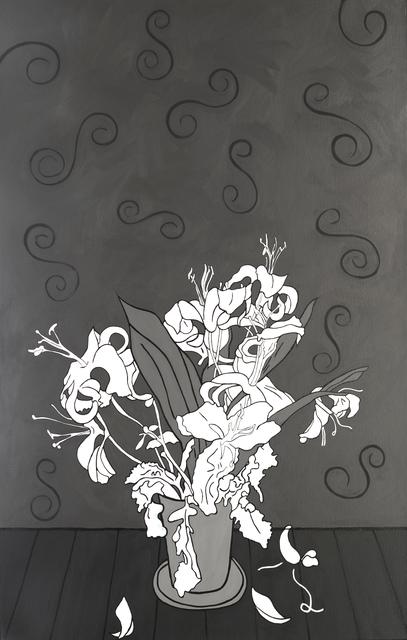 , 'DFS Lilies,' , Artist's Proof