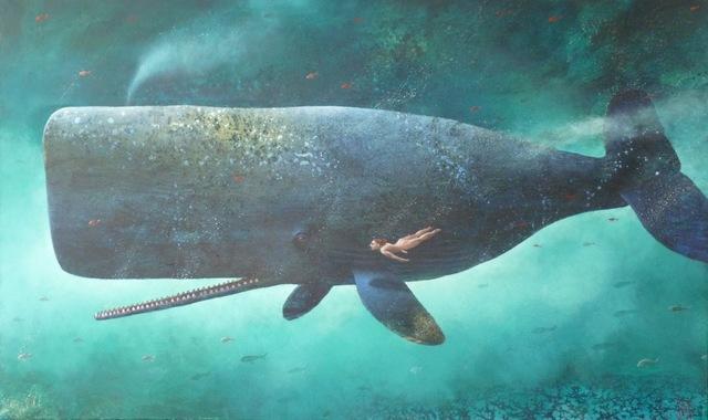 , 'Deep Waters (no. 14),' 2018, Rebecca Hossack Art Gallery