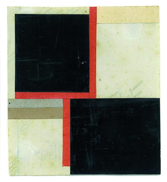 , 'Komposition,' 1927, Galerie Le Minotaure