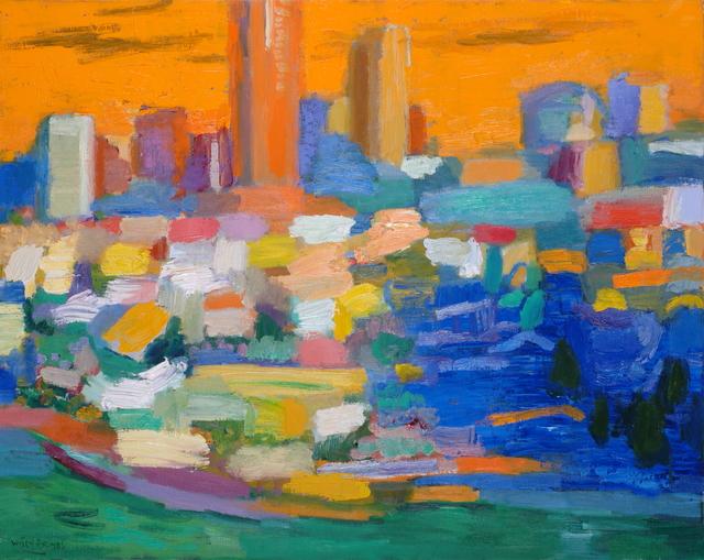 , 'Cielo Para Volar,' , Odon Wagner Gallery