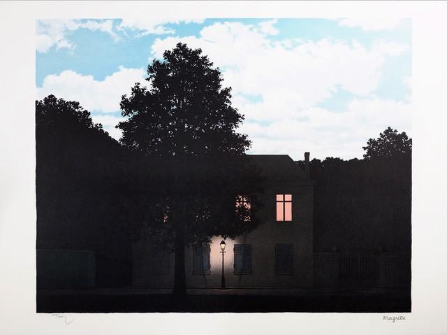 , 'L'Empire des Lumières ,' 2004, Samhart Gallery