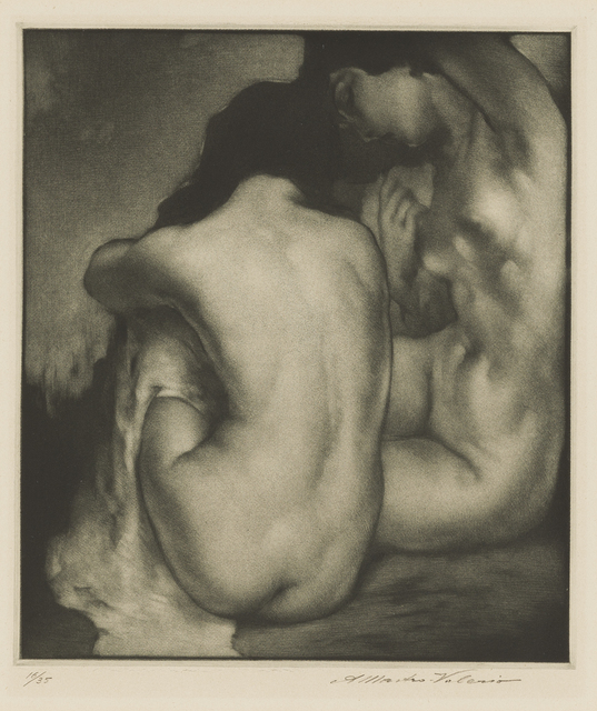 , '[Two Nudes],' , Childs Gallery
