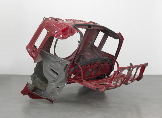 , 'Untitled (Car Trunk #3), ,' 2013, Simon Lee Gallery