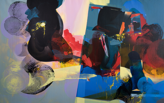 SatOne, 'Position', 2018, Mirus Gallery