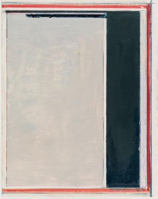 , 'Türspalt,' 2017, Patrick Heide Contemporary