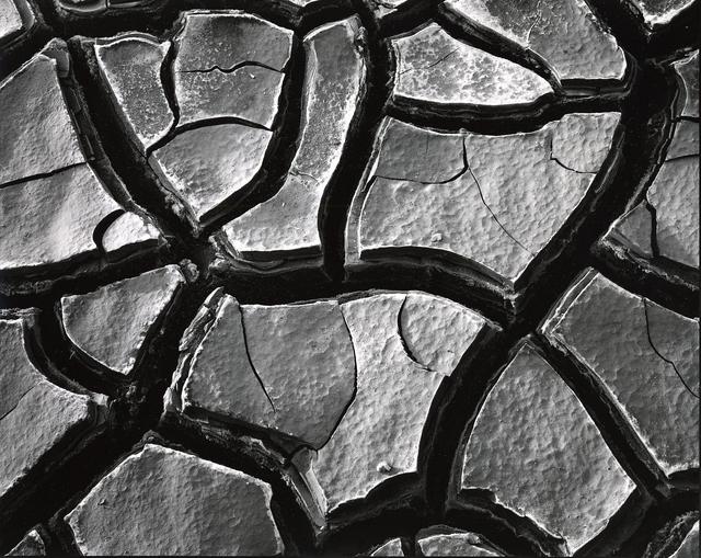 , 'Untitled (Mud Cracks),' 1966, Weston Photography LLC