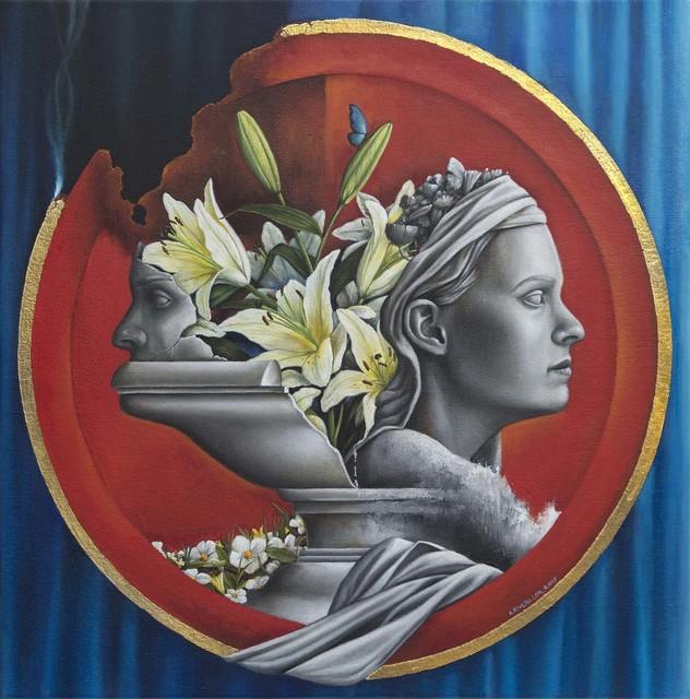 , 'Memories Bloom,' 2018, Caldwell Snyder Gallery