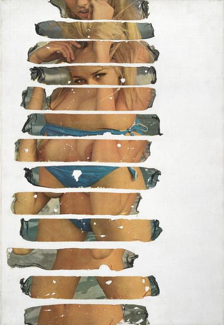 , 'Sans Titre (Pin Up),' ca. 1966, Galerie Natalie Seroussi