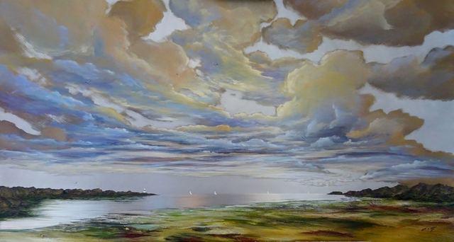 , 'Sea Shore Allure,' 2018, Quantum Contemporary Art