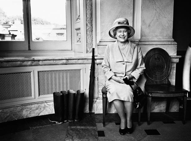 , 'HM The Queen,' 2008, CAMERA WORK