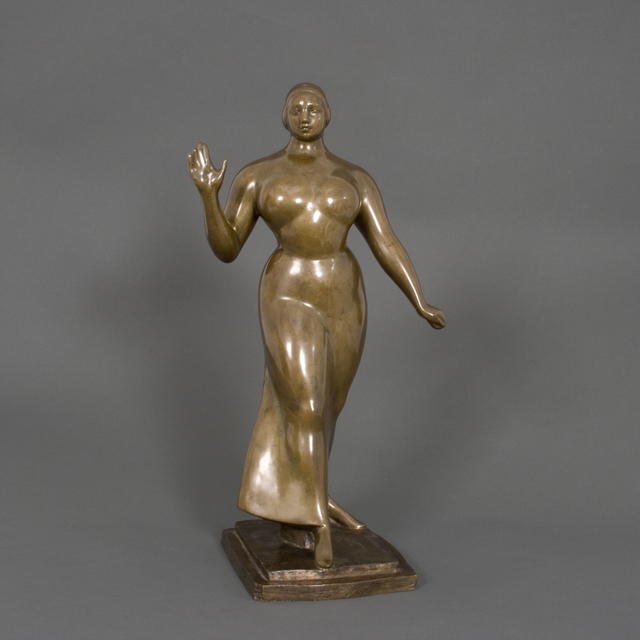 , 'Woman Walking,' 1919, Forum Gallery