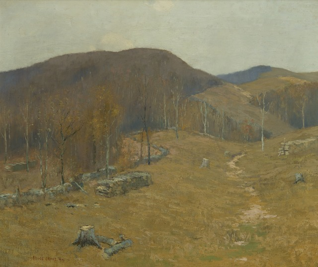 , 'Autumn Hills,' 1857-1837, Montclair Art Museum
