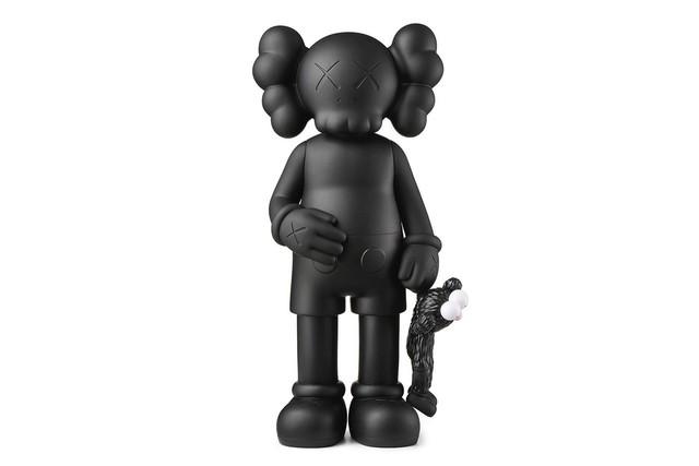 KAWS, 'SHARE COMPANION (BLACK/BLACK)', 2020, Sculpture, Vinyl, Dope! Gallery