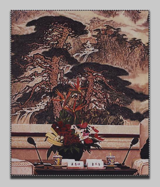 , 'Surveillance and Panorama #19,' 2018, Tang Contemporary Art