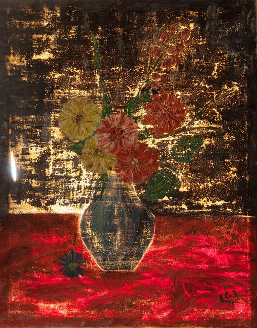 , 'The Painter, Scanogram 9,' 2015, carlier | gebauer
