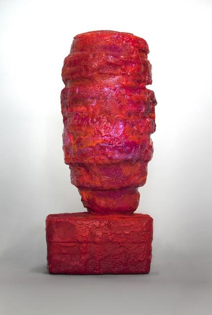 , 'Red Meditation,' 2018, Linda Warren Projects