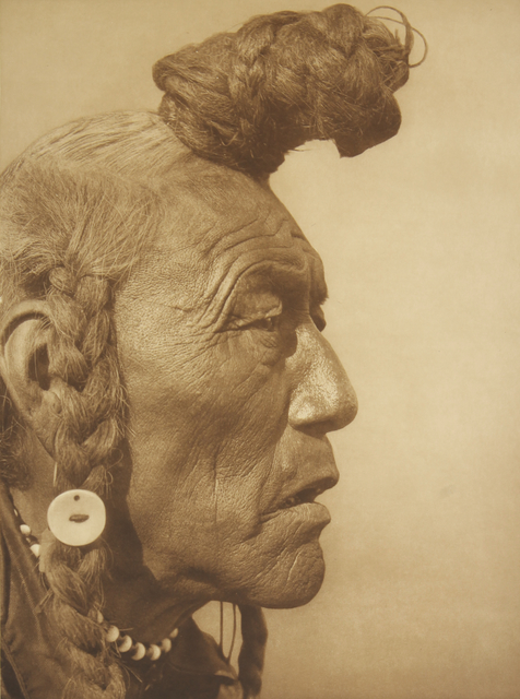 , 'Bear Bull - Blackfoot,' 1907-1930, Empty Gallery