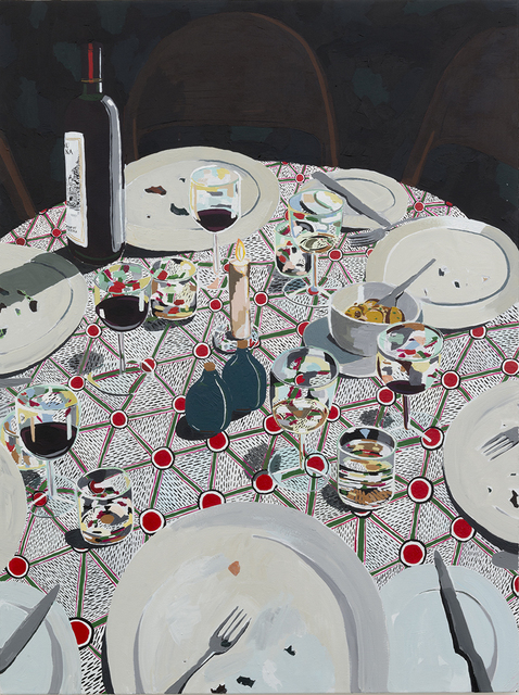, 'Dinner Party,' 2016, Joshua Liner Gallery
