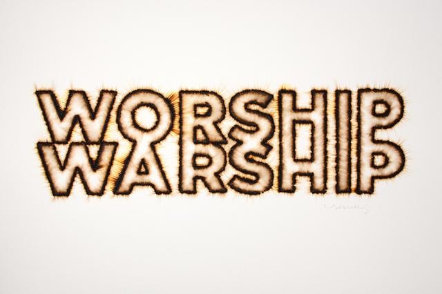 , 'Worship / Warship,' 2016, Maus Contemporary