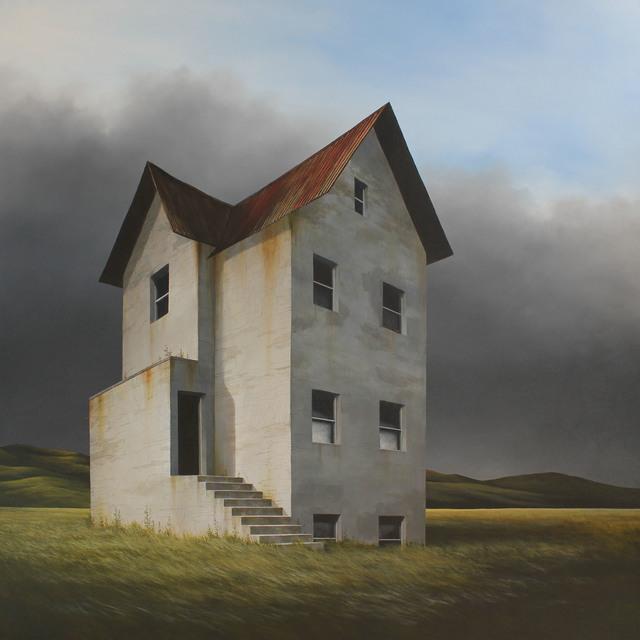 , 'Season's End,' 2017, White Noise Gallery