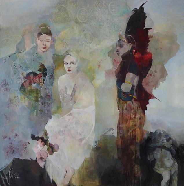 , 'Le Phoenix,' 2018, Galerie Calderone