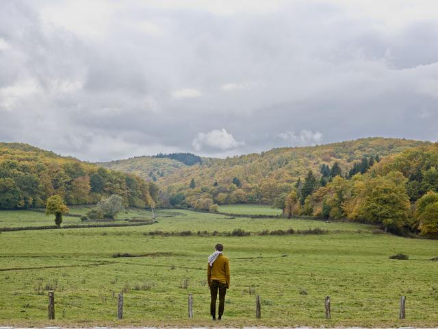 , 'L'automne, sur la route de Chalon,' 2011, Ama