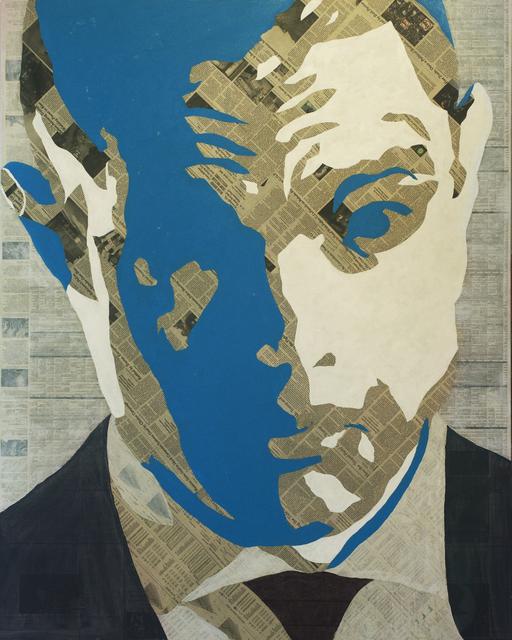 , 'Trevor Noah,' 2016, Gallery at Zhou B Art Center