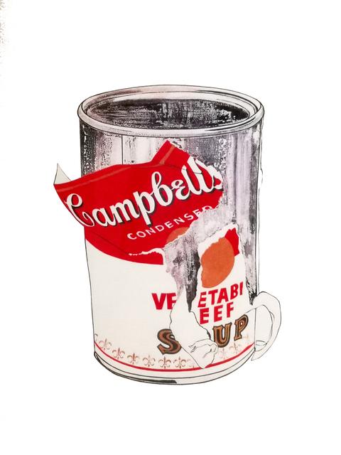 Andy Warhol, 'Vegetable Beef Soup', 1970, NextStreet Gallery