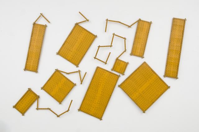 , 'Metros II série B,' 1977-1993, Galeria Luisa Strina