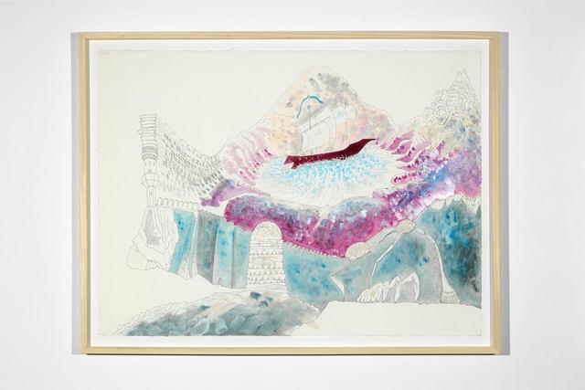 , 'Cabaret Crusades Drawing #310, ,' 2018, Lia Rumma