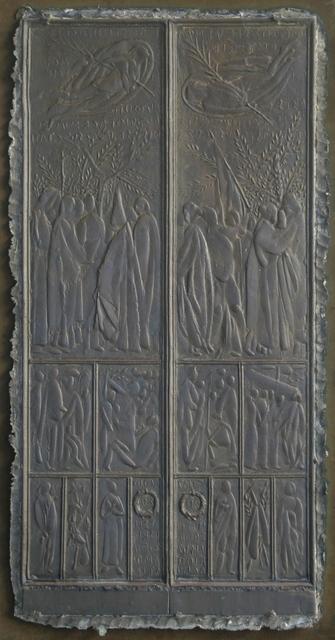 , 'Stella Mattutina per la Porta di San Pietro,' 1947, Tasende Gallery