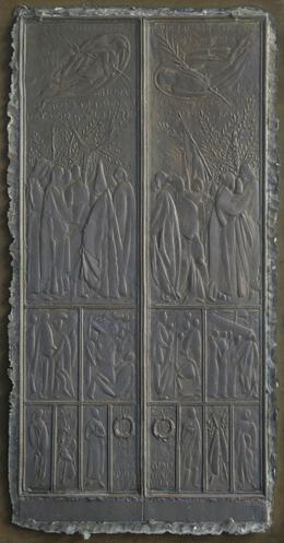 Stella Mattutina per la Porta di San Pietro