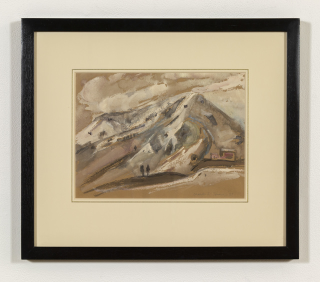 , 'Untitled (Snowy Landscape),' 1937, Russo Lee Gallery
