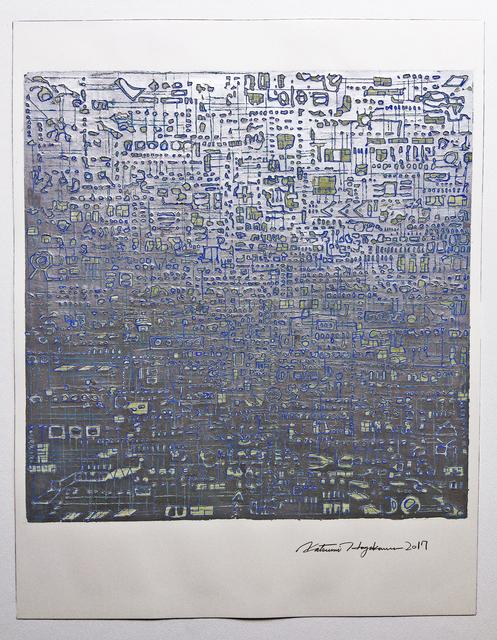 , 'Marks,' 2017, Micheko Galerie