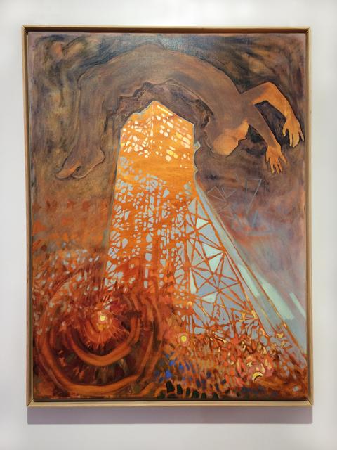 , 'Elevator,' 2015, Octavia Art Gallery