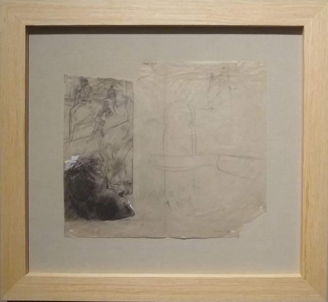 , 'Búfalo Bill y Toro Sentado (1),' 1979, Casas Riegner