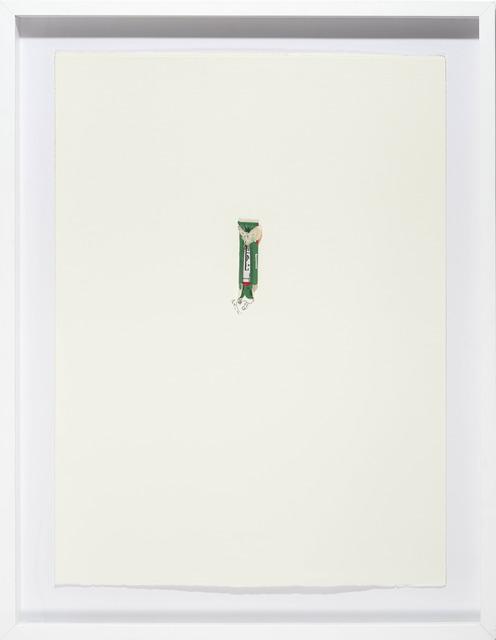 , 'Chiclets,' 2011, Sabrina Amrani