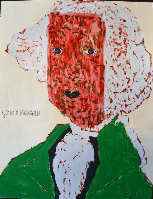 Ike Morgan, 'George Washington', 2018, Webb Gallery