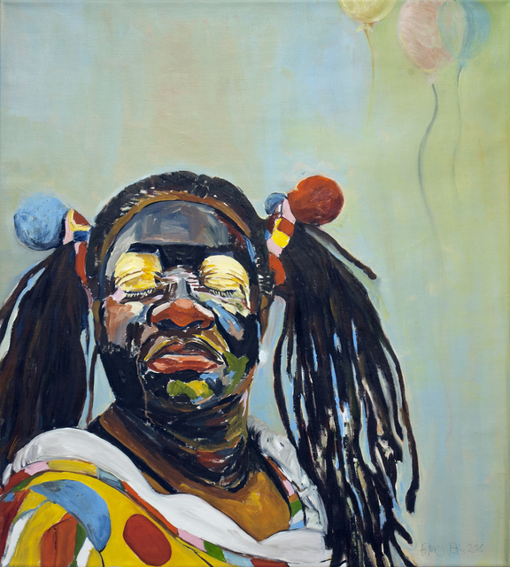 Beverly McIver, 'Peace', 2018, C. Grimaldis Gallery