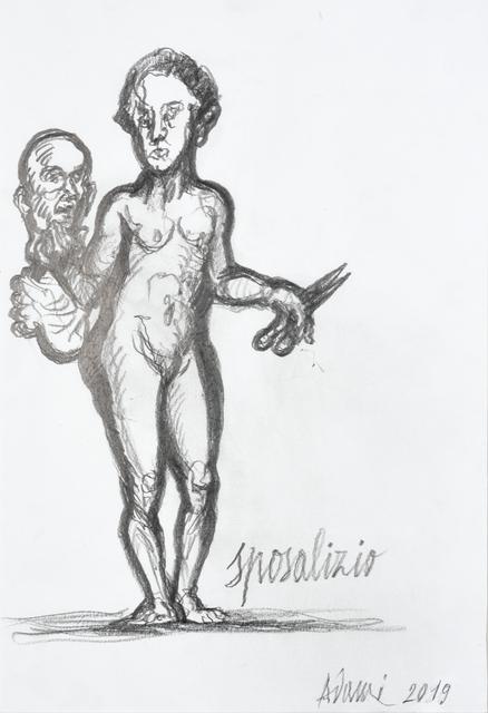 Valerio Adami, 'Sposalizio', 2019, Digard Auction