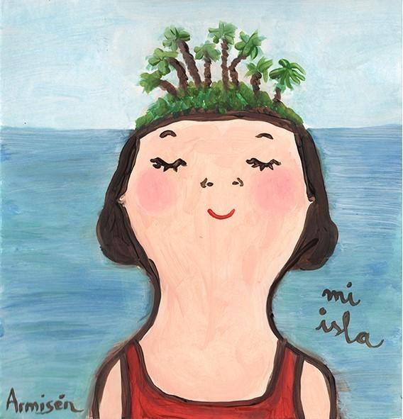 Eva Armisen, 'My Island', 2016, Ode to Art