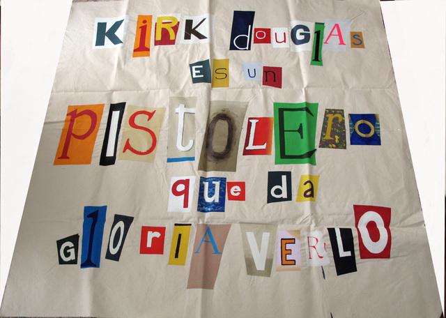 , 'Kirk,' 2008, CarrerasMugica