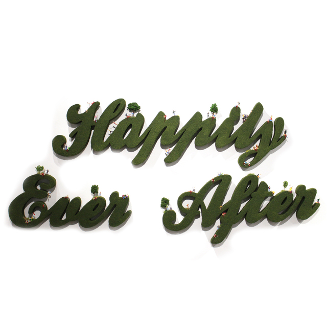 , 'Happily Ever After,' 2017, Station 16 Gallery